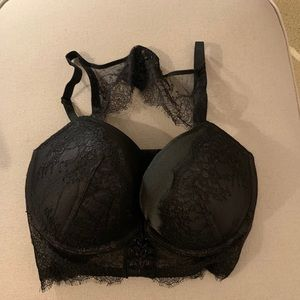 VS Black Lace Bra